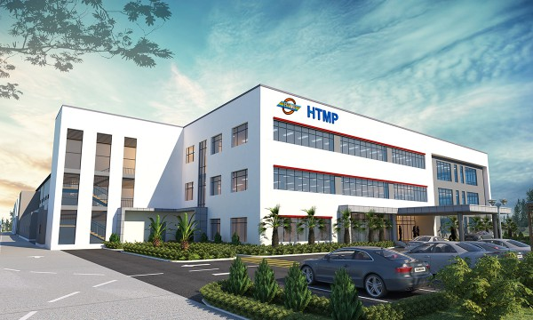 HTMP mold and plastic part manufacturing factory project