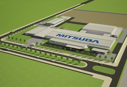 New pressing factory project of Mitsuba M-Tech Co. Ltd