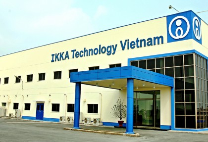 Expansion Project of IKKA Technology Viet Nam Factory