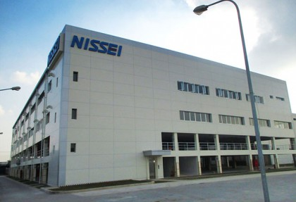 Construction Project of Phase 4 of Nissei Electric Hanoi Co,. Ltd Factory