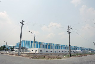 Update construction progress of Textile dyeing and garment factory project– Ramatex Nam Dinh in September 2019