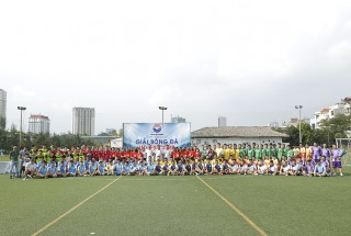 INVESTCORP Annual Football Cup 2019